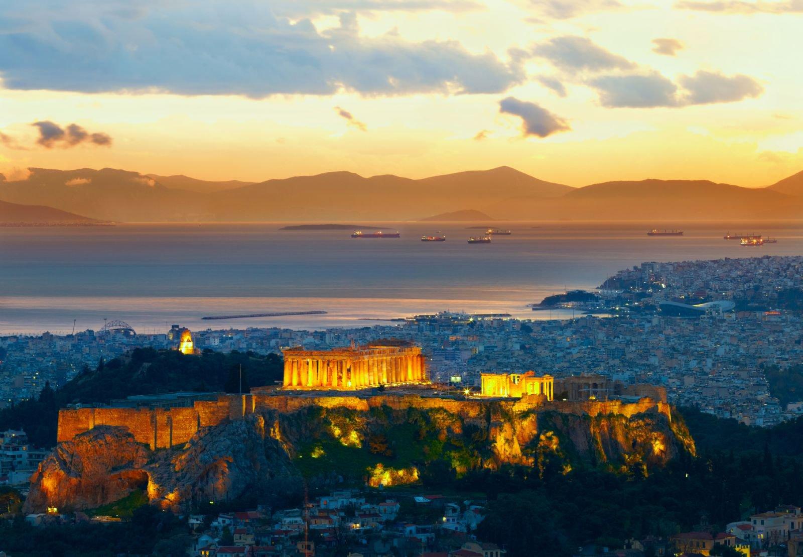 Аренда яхт Афины