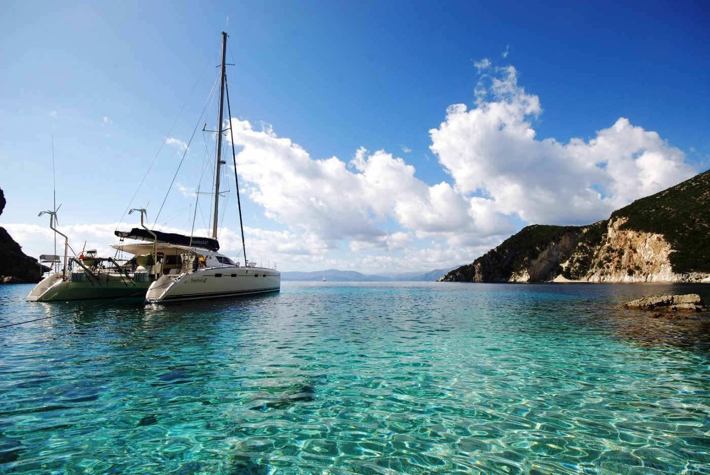 Catamaran Charter Turkey, Greece, Croatia, Montenegro