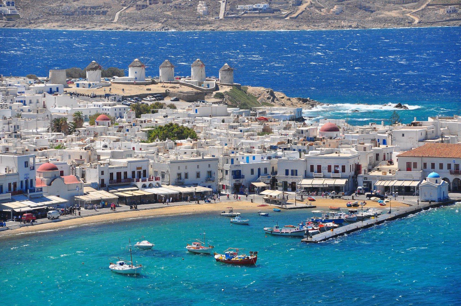 Location de Bateau à Mykonos