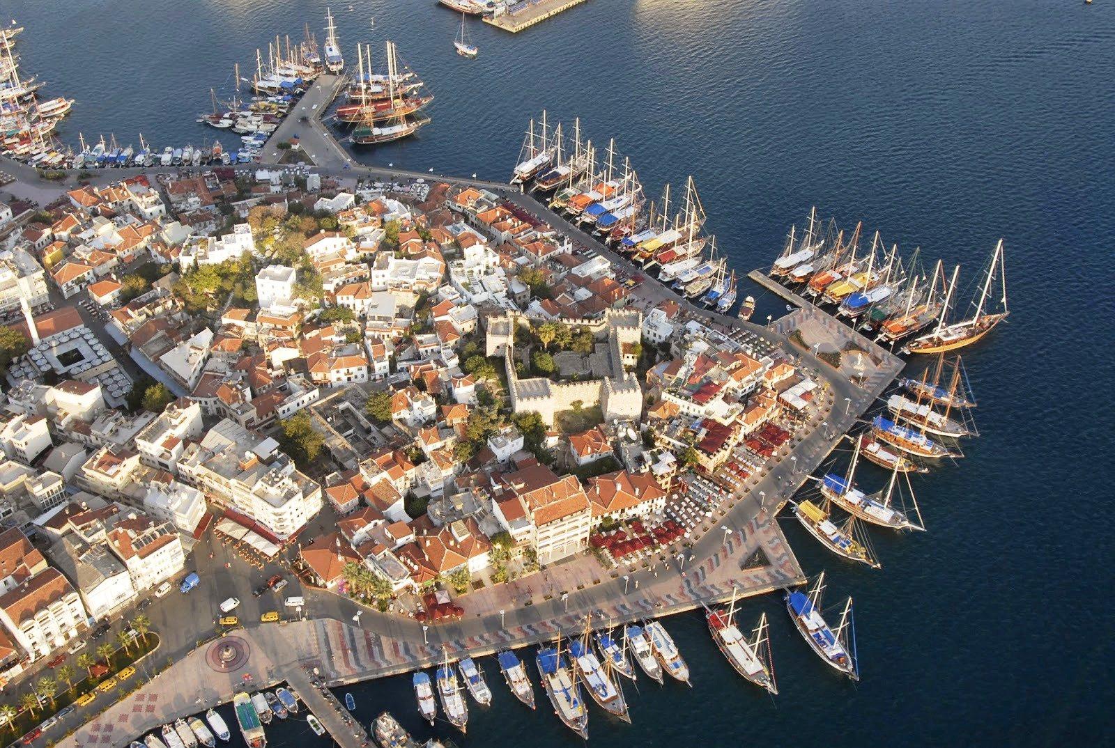 Location de Bateaux Marmaris
