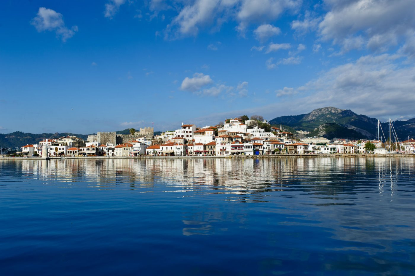 Luxury Yacht Charter in Marmaris