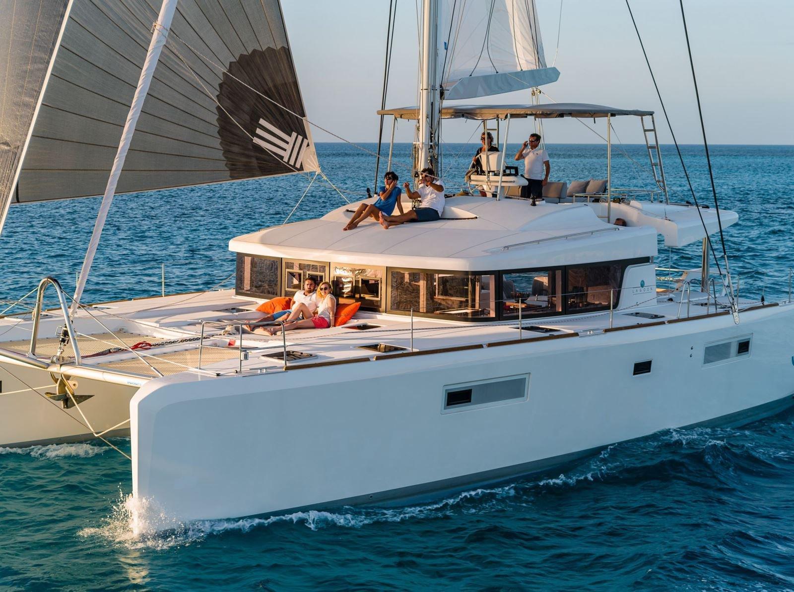 Noleggio Barca Vela con Skipper